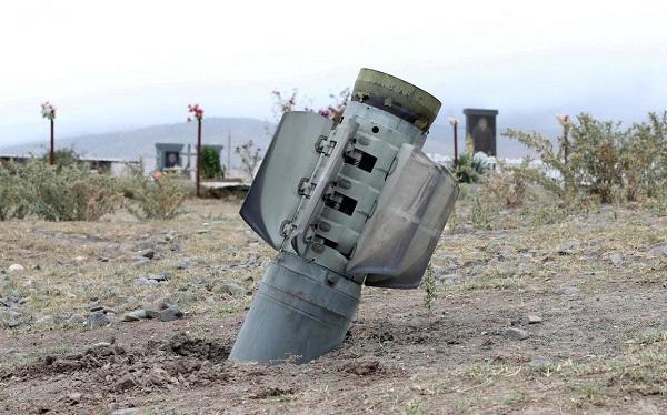 ყარაბაღში აცხადებენ, რომ გაანადგურეს განჯის სამხედრო აეროდრომი
