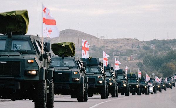 თავდაცვის ძალებს ქართული