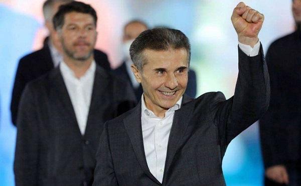 """""""ქართული ოცნება"""", როგორც პარტია, მესამედ იმარჯვებს  არჩევნებში - ბიძინა ივანიშვილი"""