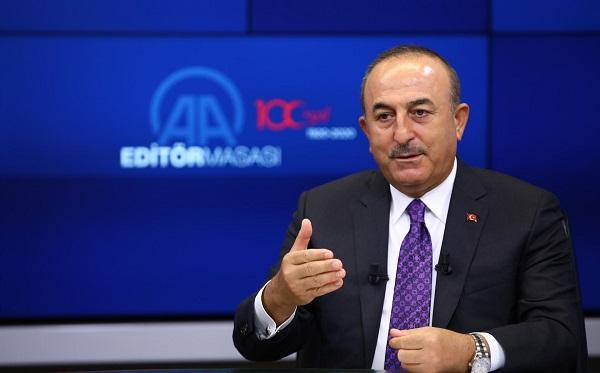 თუ აზერბაიჯანი თურქეთს სამხედრო დახმარებას სთხოვს, ვინც რა უნდა, ის თქვას, ჩვენ მას დავეხმარებით - ჩავუშოღლუ