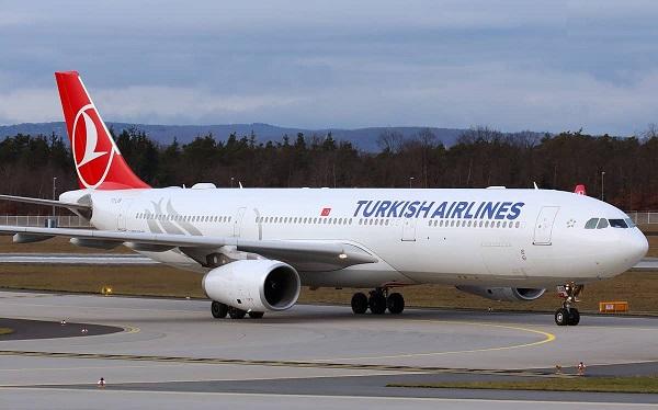 Turkish Airlines-იუცხოელ პილოტებს ნახევარ წლიან უხელფასო შვებულებაში გაუშვებს
