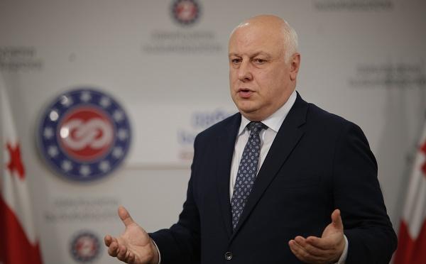 რუსეთი ჯიუტად აგრძელებს თავის სტრატეგიას, რომ არ შედგეს მოლაპარაკება და არ აღიაროს ამ კონფლიქტში თავისი როლი - გიგი წერეთელი
