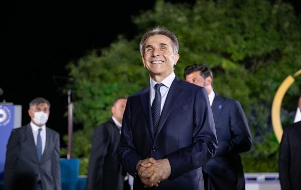 """გამჭრიახმა ქართველმა ხალხმა სატყუარა არ მიიღო და ზედიზედ ხუთ არჩევნებში უარი უთხრა """"ნაციონალურ მოძრაობას"""" - ბიძინა ივანიშვილი"""