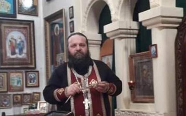 მღვდელ-მონაზონი შიო სინატაშვილი კორონავირუსით გარდაიცვალა