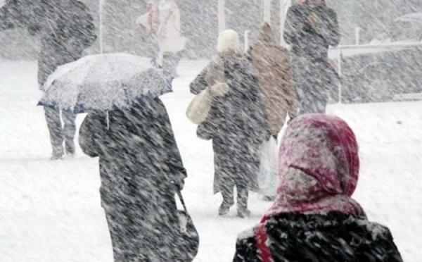 თოვლი, ნისლი, ქარბუქი - უახლოესი დღეების ამინდის პროგნოზი