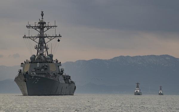 შავ ზღვაში ოპერირება ჩვენი პარტნიორებისა და მოკავშირეებისადმი ერთგულების მანიშნებელია - აშშ-ის  ხომალდ
