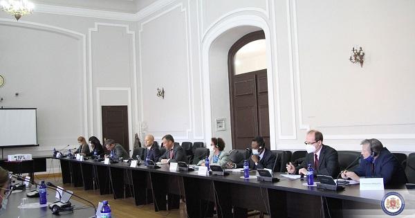 ჟენევის საერთაშორისო მოლაპარაკებების 51-ე რაუნდის მოსამზადებელი შეხვედრა