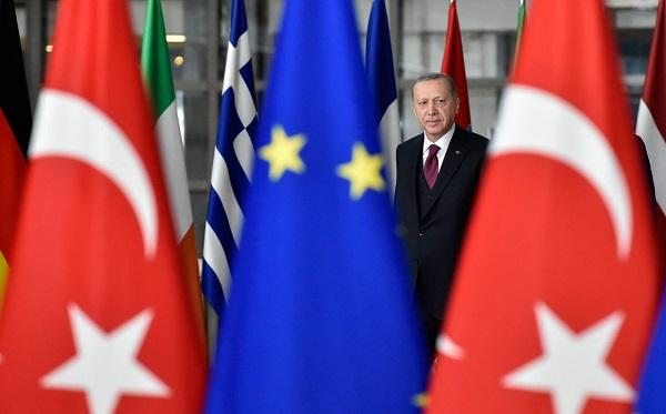 ერდოღანი აცხადებს, რომ თურქეთი ევროინტეგრაციისკენ ისწრაფვის