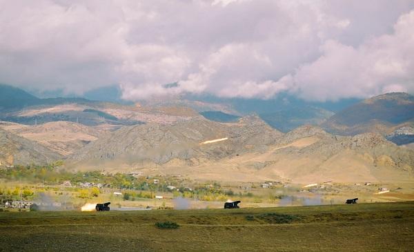 62-ე საარტილერიო ბატალიონმა  საველე წვრთნები დაასრულა