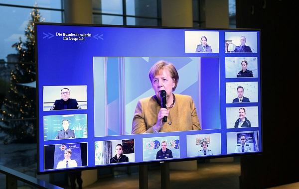 გერმანია შესაძლოა პანდემიის მესამე ტალღის პირისპირ აღმოჩნდეს - ანგელა მერკელი