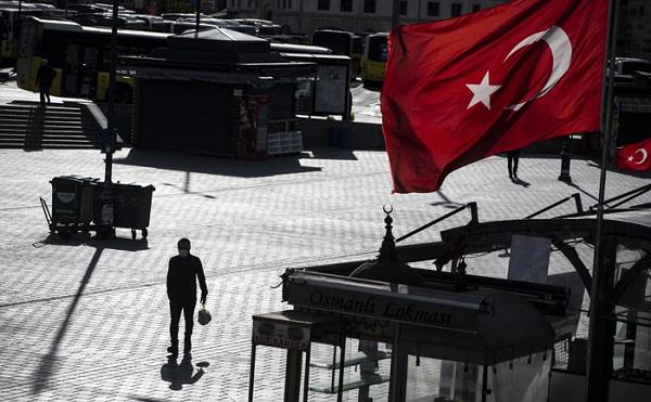 თურქეთში კორონავირუსის გამო დაწესებული შეზღუდვები გამკაცრდა