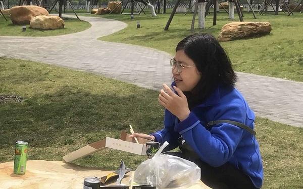 ევროკავშირი მოითხოვს, დაუყოვნებლივ გათავისუფლდეს ჩინელი ჟურნალისტი, რომელიც უხანში კორონავირუსის ეპიდემიის აფეთქების გაშუქებისთვის დააკავეს