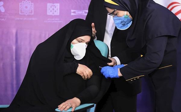 ირანში ადგილობრივი წარმოების ვაქცინის ტესტირება დაიწყეს