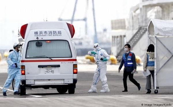 კორონავირუსით 20 წლამდე ადამიანის გარდაცვალების პირველი შემთხვევა დაფიქსირდა იაპონიაში