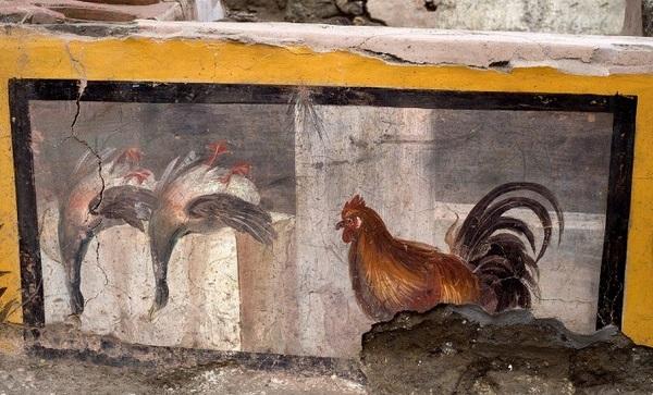 არქეოლოგებმა პომპეიში ანტიკური ტავერნა აღმოაჩინეს   ფოტოები