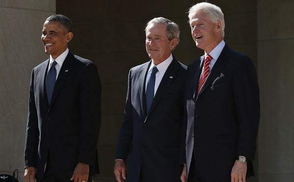 ამერიკის ყოფილი პრეზიდენტები მზად არიან, კორონავირუსის საწინააღმდეგო ვაქცინაცია ტელეკამერების წინ ჩაიტარონ