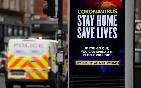 ბრიტანეთში კორონავირუსის 60 916 ახალი შემთხვევა გამოვლინდა