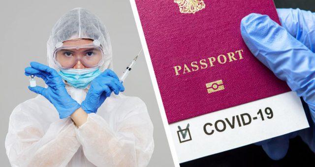 გადაწყდა, მოგზაურობისას COVID-ვაქცინაციის პასპორტი სავალდებულო არ იქნება