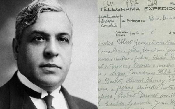 როგორ იხსნა პორტუგალიელმა დიპლომატმა ათასობით ებრაელი ჰოლოკოსტისგან