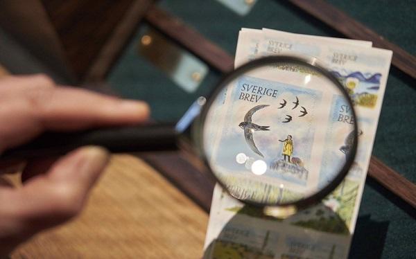 შვედეთში გრეტა თუნბერგი საფოსტო მარკაზე გამოსახეს