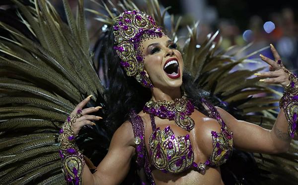 რიო დე ჟანეიროს კარნავალი წელს არ გაიმართება