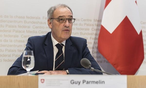 შვეიცარიას გააზრებულად აქვს ნაკისრი ვალდებულება თქვენს მთავრობასთან ერთობლივი ძალისხმევით რეგიონში მშვიდობისა და დიალოგის ხელშეწყობაზე - შვეიცარიის პრეზიდეტი