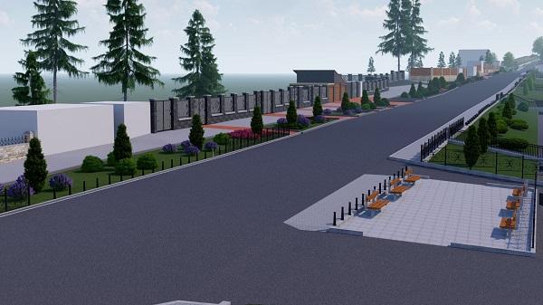 ამბროლაურში ბრატისლავა-რაჭის ქუჩის რეაბილიტაცია იწყება