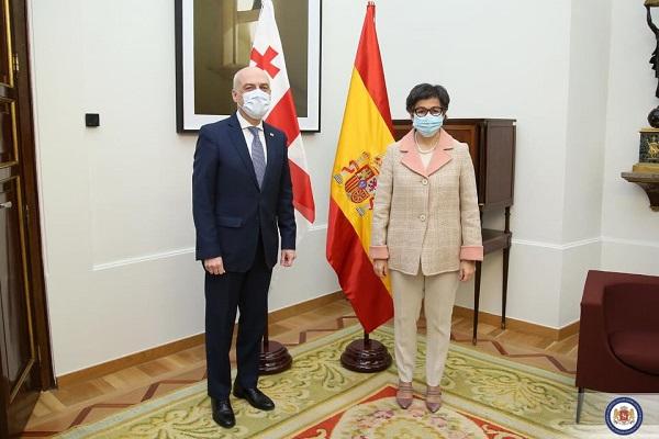 """ესპანეთი გააჟღერებს ვაქცინებთან დაკავშირებული """"სოლიდარობის გეგმას"""",  ვაქცინაზე თანაბარი ხელმისაწვდომობა მსოფლიოს მასშტაბით იყოს უზრუნველყოფილი -ესპანეთის საგარეო საქმეთა მინიტრი"""