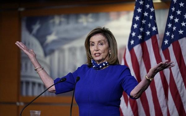 ნენსი პელოსის თქმით, თუ ტრამპს 25-ე შესწორებით არ გადააყენებენ, კონგრესი იმპიჩმენტის პროცესს დაიწყებს