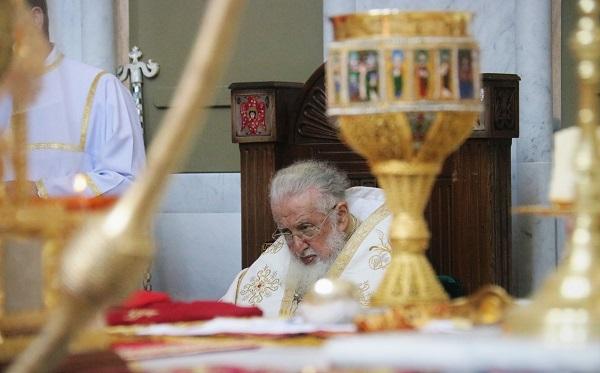 კათოლიკოს-პატრიარქი 88 წლის გახდა