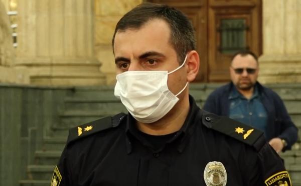 """საპატრულო პოლიციის თანამშრომელმა ტელეკომპანია """"პირველის"""" წინააღმდეგ  სარჩელი შეიტანა"""