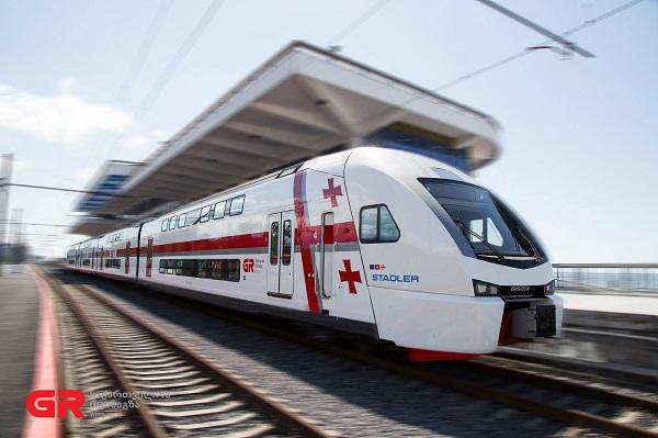 მატარებლები მაგისტრალურ მიმართულებებზე  მოძრაობას 27 თებერვლიდან განაახლებენ - საქართველოს რკინიგზა
