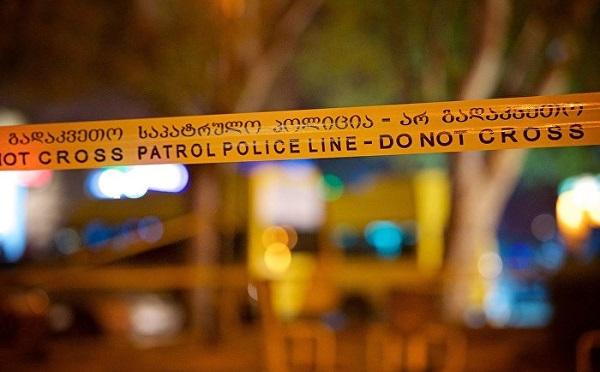 თბილისში, კრიმინალური გარჩევის დროს სროლისას ერთი პირი დაიჭრა