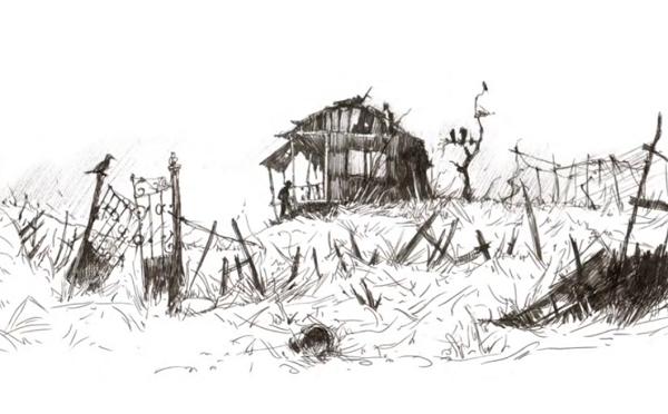 """ქართულ მულტფილმი """"მიტოვებული სოფელი"""" პარიზის ანიმაციური ფილმების საერთაშორისო კინოფესტივალის კონკურსში მოხვდა"""