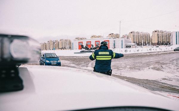საპატრულო პოლიციის დეპარტამენტი საგზაო მოძრაობის უსაფრთხოების უზრუნველყოფის მიზნით შესაბამის ღონისძიებებს განაგრძობს