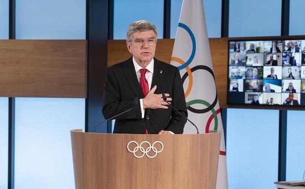 თომას ბახი საერთაშორისო ოლიმპიური კომიტეტის პრეზიდენტად კიდევ ერთი ვადით აირჩიეს