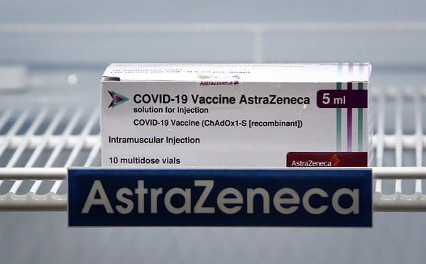 ირლანდიამ ასტრაზენეკას ვაქცინის გამოყენება დროებით შეაჩერა