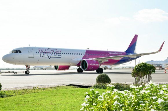 მარტის ბოლოდან Wizz Air Abu Dhabiაბუ დაბი-ქუთაისი-აბუ დაბის საჰაერო ხაზზე ოპერირებას კვირაში ორი სიხშირით მოახდენს