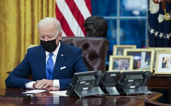 ჯო ბაიდენმა ირანის წინააღმდეგ სანქციები გაახანგრძლივა