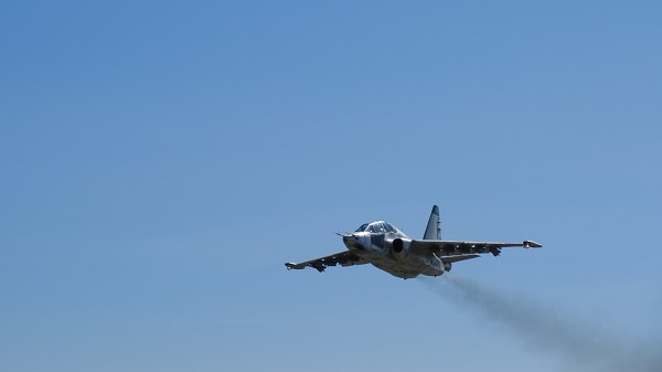 პირველმა მოდერნიზებულმა Su-25-მა საგამოცდო ფრენა წარმატებით განახორციელა