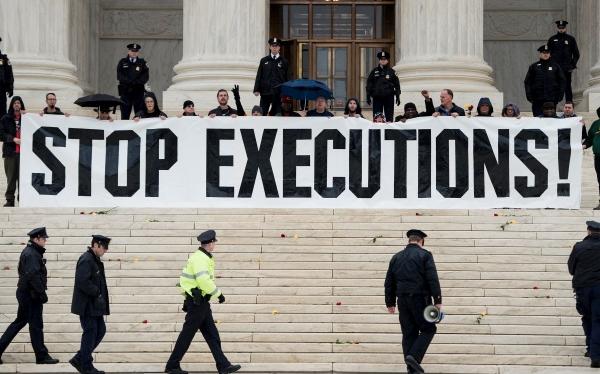 ვირჯინიის შტატში სიკვდილით დასჯა გაუქმდა