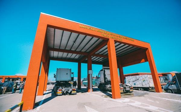 მომსახურების სააგენტოში სატრანსპორტო საშუალების დათვალიერებისა და საექსპერტო შემოწმებისთვის განკუთვნილი ახალი შენობა გაიხსნა