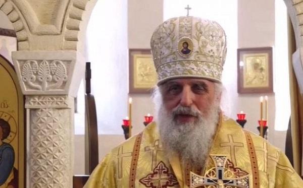 მეუფე სტეფანემ განკვეთა სამღვდელო ხარისხიდან არქიმანდრიტი ათინოგენი