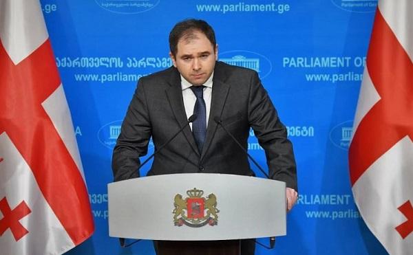 ღრმად ვართ შეშფოთებული აღმოსავლეთ უკრაინაში რუსეთის მიერ ცეცხლის შეწყვეტის შეთანხმების მუდმივი დარღვევით - ნიკოლოზ სამხარაძე
