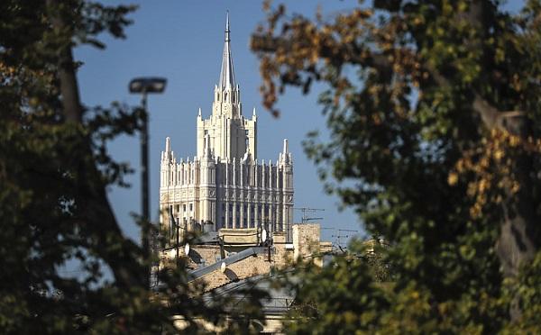 რუსეთმა ჩეხეთის საელჩოს 20 თანამშრომელი გააძევა