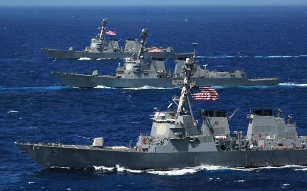 აშშ უკრაინის მხარდაჭერის გამოსახატად შავ ზღვაში სამხედრო ხომალდების გაგზავნას განიხილავს