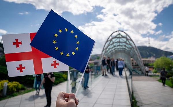 ევროკავშირი და საქართველო ევროპის დღეს აღნიშნავენ