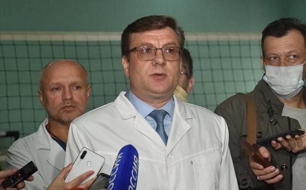 ომსკის კლინიკის ყოფილი მთავარი ექიმი, რომელიც ნავალნის მკურნალობდა, ტყეში გაუჩინარდა