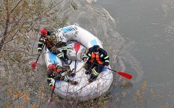 მაშველებმა მდინარე რიონში გაუჩინარებული მამაკაცის ცხედარი იპოვეს