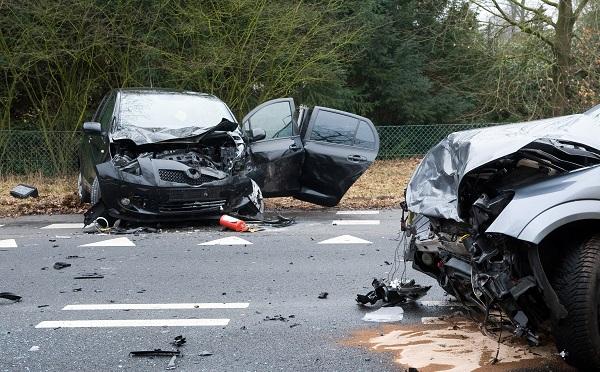 თბილისში ერთმანეთს 5 ავტომობილი შეეჯახა. დაშავდა 5 ადამიანი